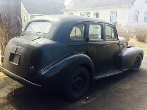 *SOLD****** **1939 Olds Rust free