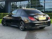 2018 Mercedes-Benz C-CLASS Mercedes-AMG C 43 4MATIC Saloon Auto Saloon Petrol Au