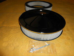 Air Cleaner Chrome 14 x 3 inch high Snowtown Wakefield Area Preview