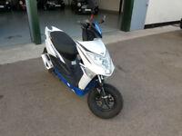 2016 Longjia LJ 50 QT-3L ECHO 50 cc Scooter