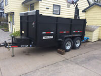 Trailer Rental/ Lowest Rates Junk Removal Service