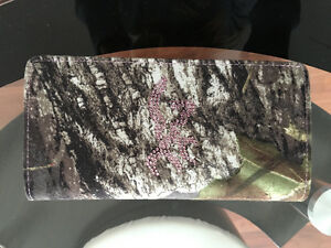 Women's Real Tree Camo Wallet