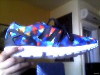 Selling Adidas ZX flux only worn once!!! RARE SHOES!!!! CASH IN HAND ON COLLECTION ONLY!!! With Box!