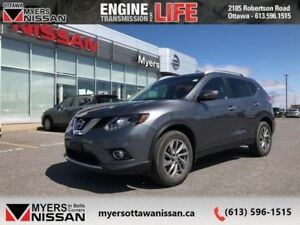 2015 Nissan Rogue SL  - Sunroof -  Leather Seats - $130.28 B/W