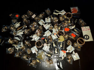 Assorted Brooches and Decorative Pins - NEW