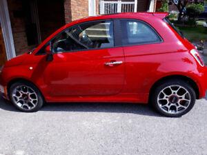Fiat 500 Sport Fun Drive!!