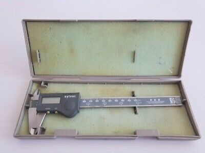 Sylvac Digital Vernier Caliper  0-150 Mm 6 Inch