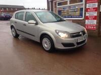 2006/56Vauxhall Astra 1.3 CDTI LIFE 12 MONTH MOT 1 FORMER KEEPER SERVICE HISTORY