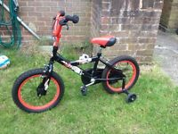 Kids bike, just used a couple of times