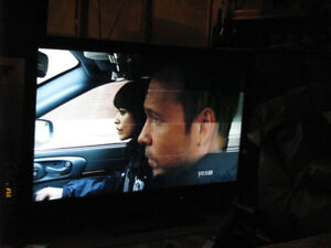 """52"""" KDL-52S5100 Sony Bravia LCD TV - working for repair"""