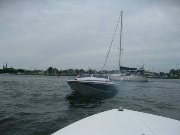 Used 1989 Checkmate Boats exciter
