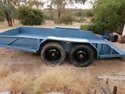 Tandem Trailer Springhurst Wangaratta Area Preview