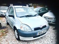 ★🌟 MONTH-END SALE 🚘★ TOYOTA YARIS 1.0 S-VVTi PETROL ★MOT AUG 2017★ PERFECT 1ST CAR ★KWIKI AUTOS★
