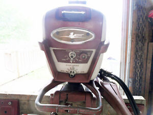 1958 Johnson 5-1/2 HP Outboard Belleville Belleville Area image 4