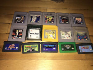 Gameboy Game boy Advance GBA Games, System,MICRO,Accessories,