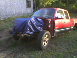 Parting out 1999 Chevy truck