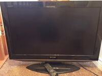 """Sharp 32"""" TVs with Freeview"""
