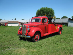 ford 1938 remorqueuse