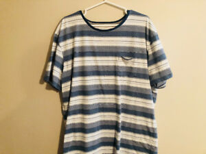 Quiksilver striped shirt