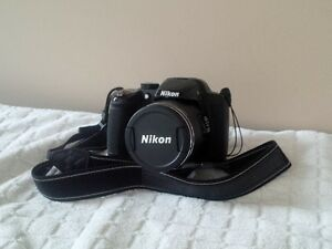 Nikon Coolpix P 530 complete with case