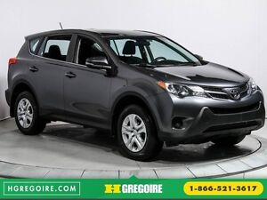 2014 Toyota Rav 4 LE AWD A/C BLUETOOTH MAGS
