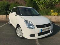 2007 SUZUKI SWIFT 1.3 GL 5DR LONG MOT