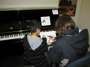 Cours piano, guitare, et violon Laval / North Shore Greater Montréal image 3