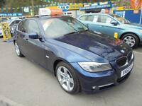 2010 60 BMW 318D 2.0 AUTO EXCLUSIVE EDITION IN BLUE # ONE OWNER FULL BMW HISTORY