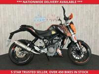 KTM DUKE 125 DUKE ABS MODEL LOW MILES MOT TILL APRIL 19 2014 14