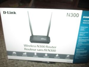 D-link router N300 wireless