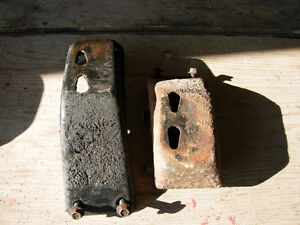 Ford Truck 429/460 engine mount FRAME PERCHES Cambridge Kitchener Area image 2