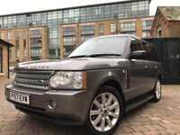 2008 Land Rover Range Rover 3.6TD V8 auto Vogue SE