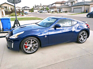 2016nissan 370z touring sport coupe