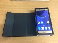 Samsung galaxy s7 edge GOLD/UNLOCKED