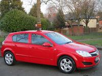 Vauxhall/Opel Astra 1.4i 16v 2008 Breeze