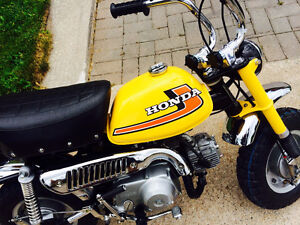 WANTED Honda Z50 Father and Son project.