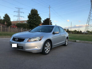 2008 Honda Accord EX Silver With 2-way remote starter