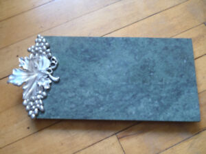 Seagull Pewter marble cutting board