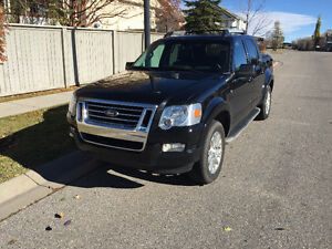 2007 Ford Explorer Sport Trac Limited V8 4X4 & AWD FULLY LOADED