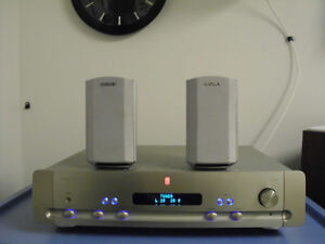 SONY SPEAKERS WITH RECEIVER AND CD