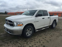 2009 Dodge RAM 1500 SLT 4X4 RUNNING BOARDS, TONNEAU COVER