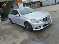 Mercedes-Benz E250 2.1TD BlueEFFICIENCY 7G-Tronic 2012 CDI Sport