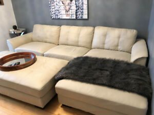 Sectional couch/Divan sectionnel