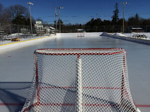 BACKYARD Rinks & Rink Liners