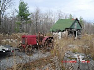 WANTED: GAS TANK FOR McCORMICK DEERING 10-20 TRACTOR