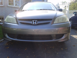 2004 Honda Civic SE Berline