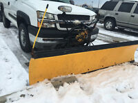 8 Foot Myers Poly Plow