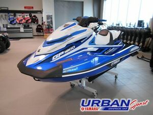 2017 Yamaha Wave Runner GP 1800