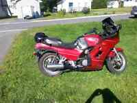 Kawasaki concours 1000cc