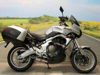Kawasaki KLE650 Versys 2007 *Low miles, Kawasaki panniers, Engine bars*